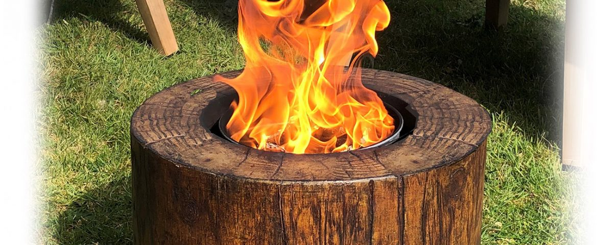 Candle Fire pit