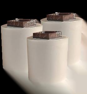 Firepit refill bundle candle