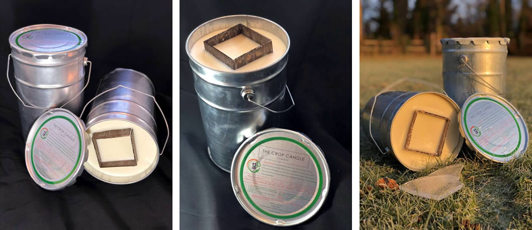 anit frost protection crop candles